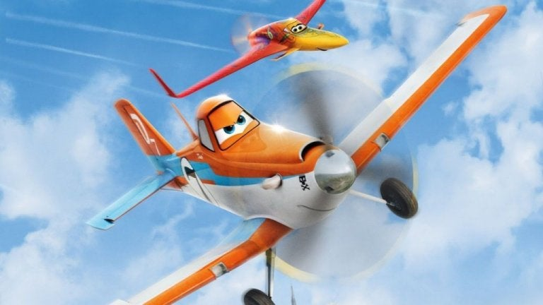 Planes - A Wonderful Film About Overcoming