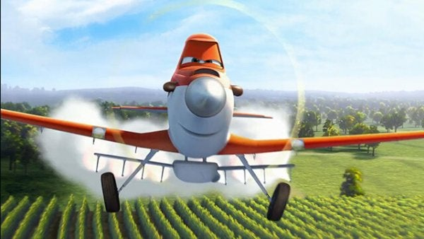 Planes, a film about overcoming