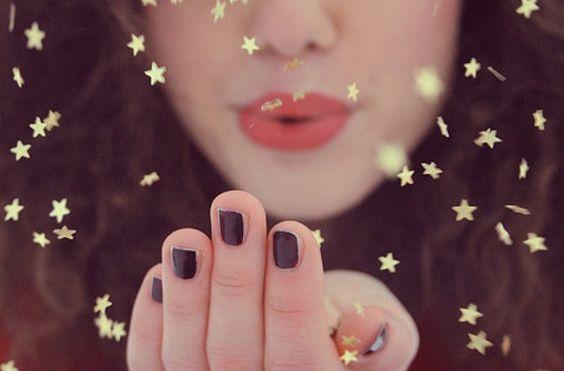 Étoiles soufflantes.