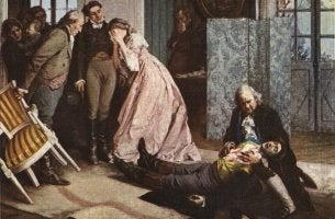 Suicide of Young Werther