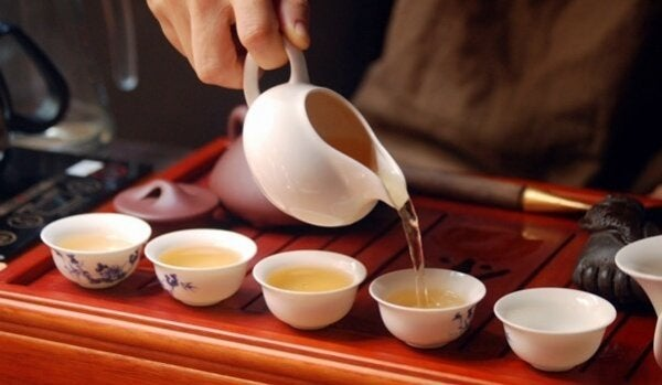 The Tea Ceremony and Conscious Meditation