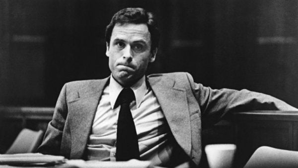 Ted Bundy is a monster