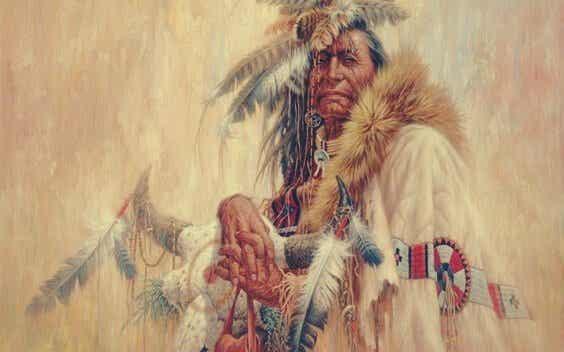 "Wetiko: the ""Virus"" of Selfishness According to Native Americans"