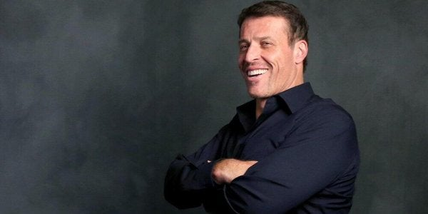 6 Profound Quotes by Tony Robbins