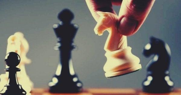 Strategic thinking through chess