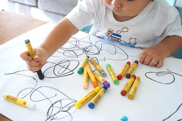 A Child's Drawing: Stages and Development