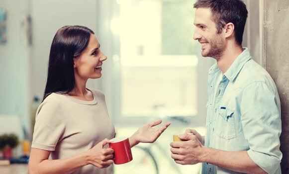 A Positive Conversation Can Change Your Brain!