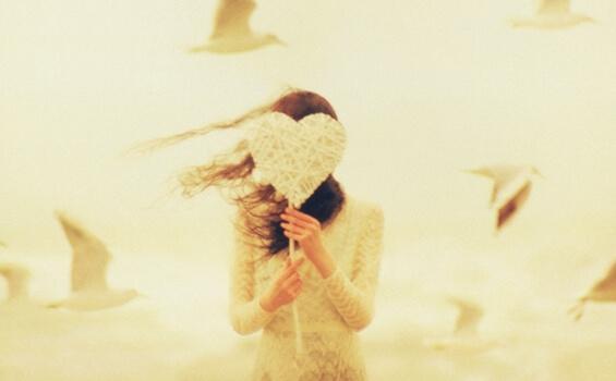 heart representing trustworthy people