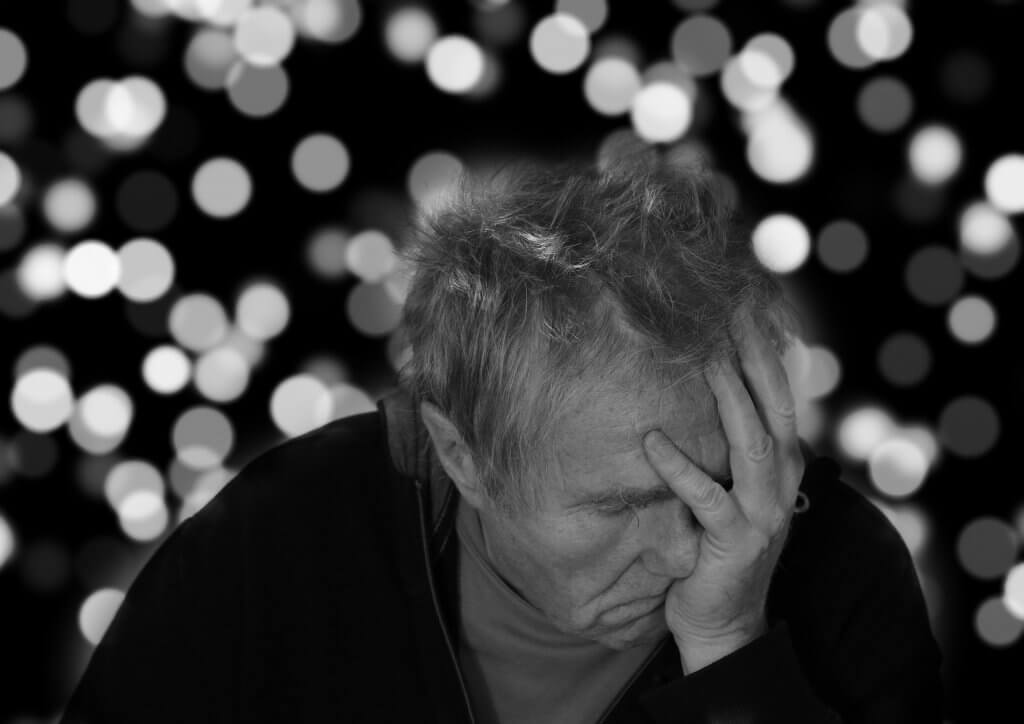 Depression in older people.