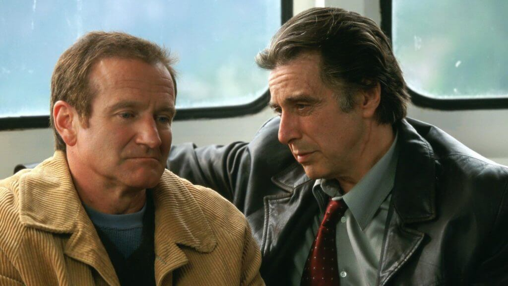 Al Pacino and Robin Williams Insomnia