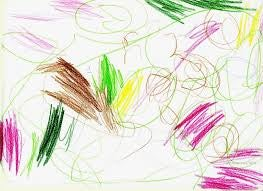 A child's drawing