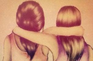 trustworthy friends