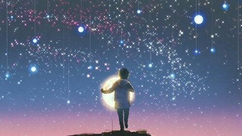 달을 안은 아이: 눈으로 우리를 껴안는 마법 같은 사람들