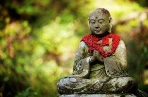 budhist figure