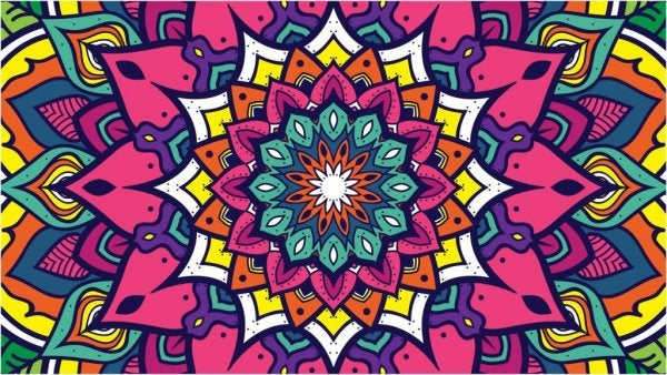 5 Benefits of Mandalas