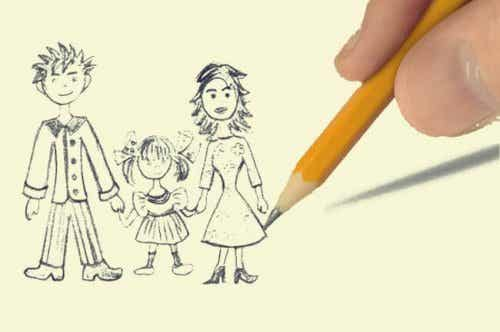 The Family Drawing Test