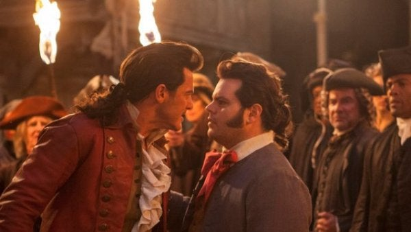 Gaston and Le Fou
