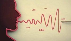 A liar's brain.