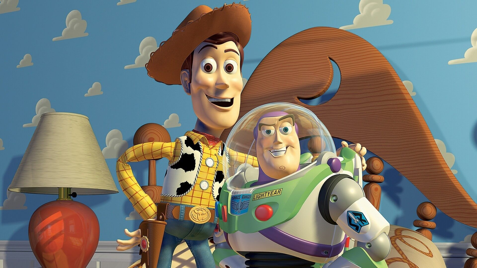 Toy Story: movies about friendship.