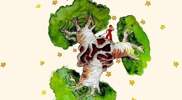 A Baobab Tree in the Heart - Reflections on The Little Prince