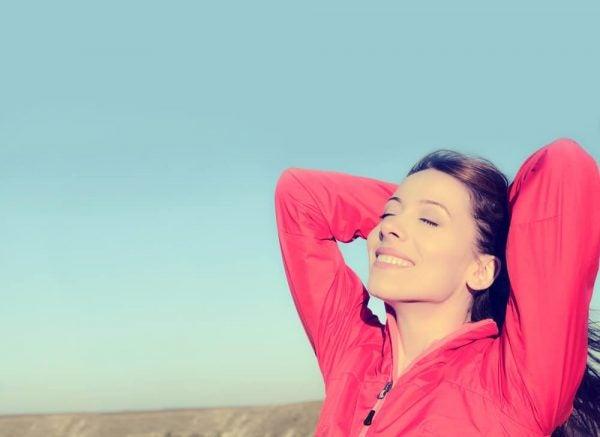 Positive attitude: free