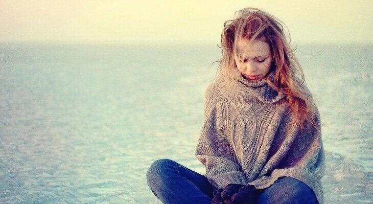 Depressed mother: relationship
