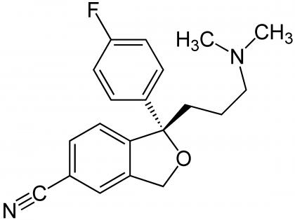Escitalopram formula