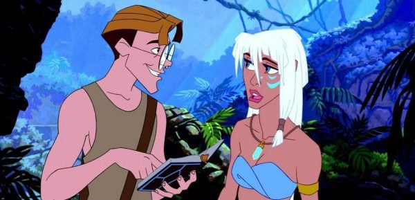 Atlantis and the Role of Women in Disney Films