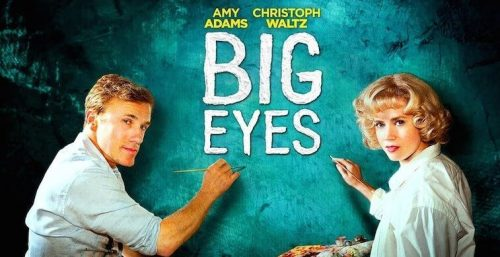 Big Eyes, women and the artistic world