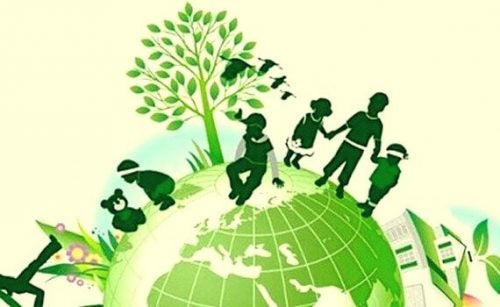 teaching children to care for the environment