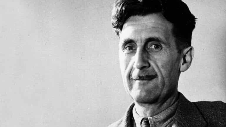 1984, by George Orwell