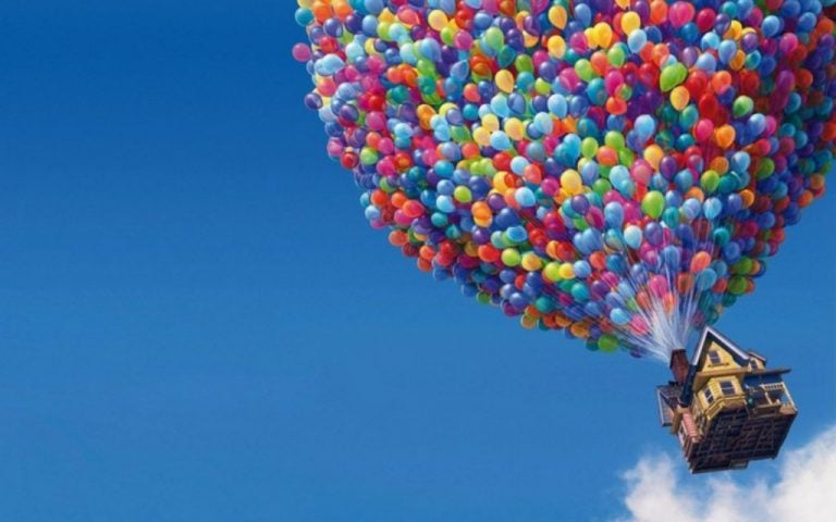 Up: It's Never Too Late to Fulfill Our Life Goals