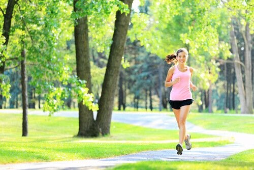 Exercizing can help organize your inner life