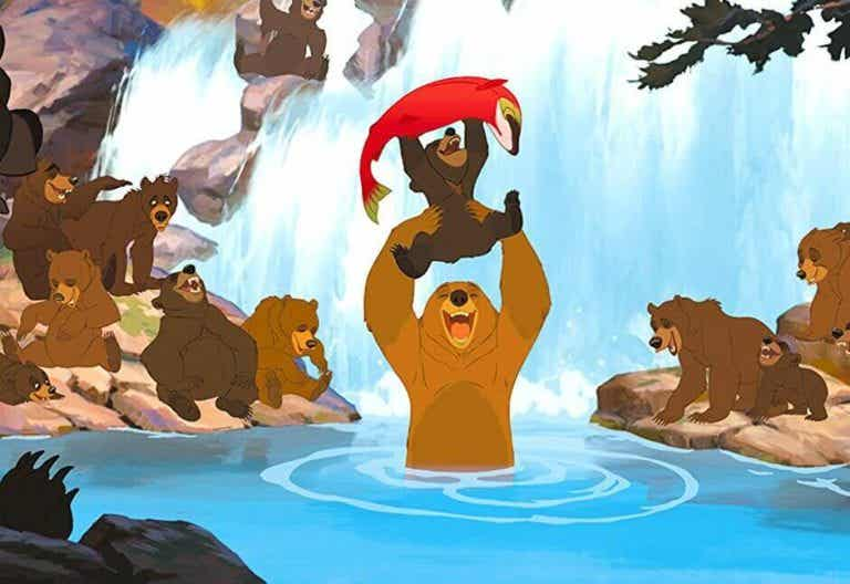 Brother Bear, an example of personal growth
