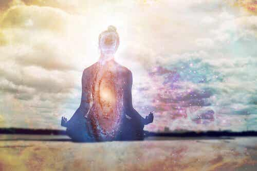 Repeating mantras can calm your mind