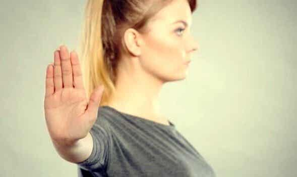 Assertive Indifference: What it is and how it Works