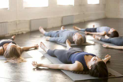 4 Yoga Poses for a Better Night's Sleep