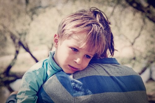 sadness in children is more manageable when you show them support