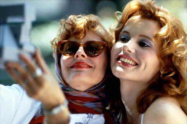 Thelma and Louise, A Feminist Shout in a Man's World