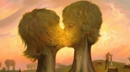 The Evolution of Romantic Love