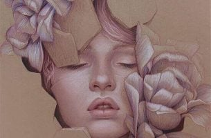 trauma is buried deep inside of someone