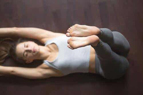 Four Yoga Asanas for Better Sleep