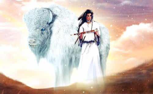 The White Buffalo Calf Woman: A Native American Legend