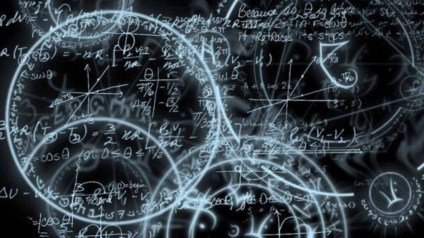 Mathematical calculations on parallel universes.