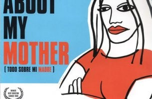 All About My Mother poster.
