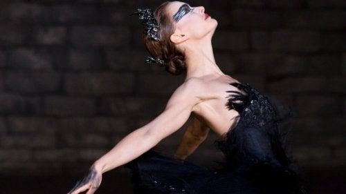 Nina in Black Swan.