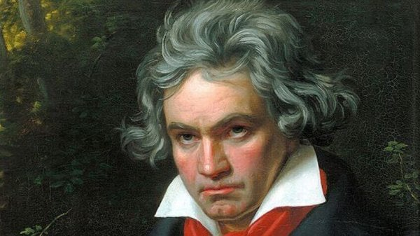 5 Beethoven Quotes on Music and Life