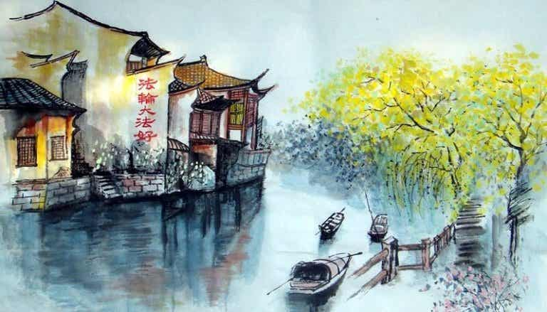 Crossing the River: An Ancient Zen Story