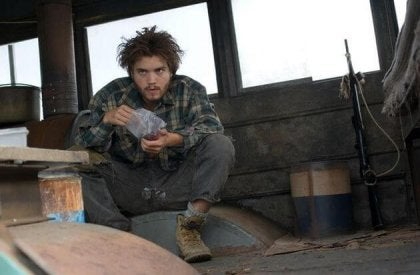 Into the Wild still.