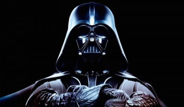 Darth Vader.